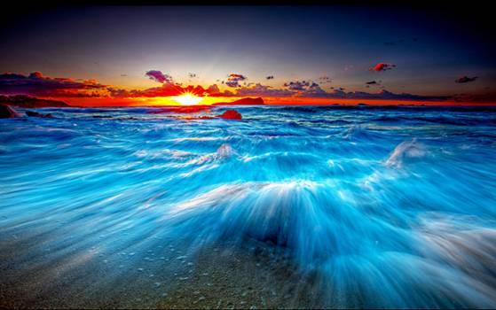 """""""... the ocean of quiescent matter..."""""""
