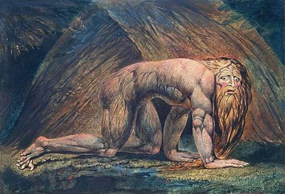 Nebuchadnezzar (William Blake)