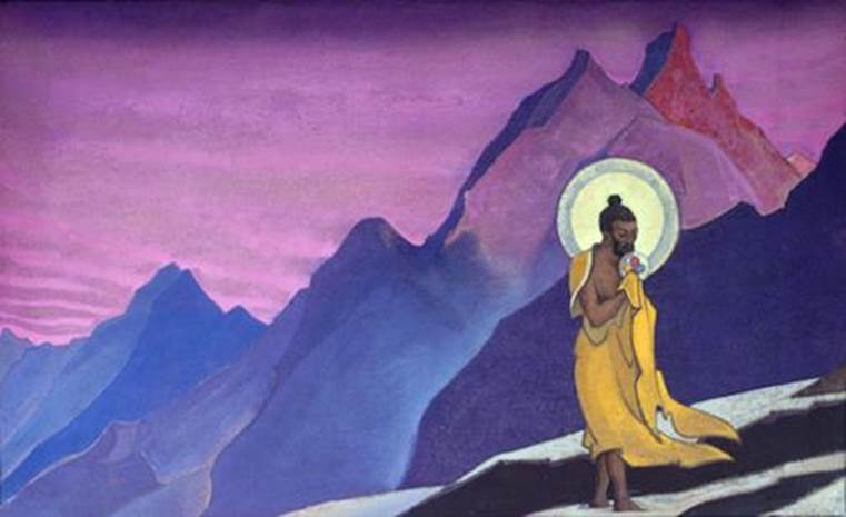 Blessed Soul (Nicholas Roerich)