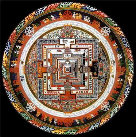 Kalachakra Mandala The Wheel of Time