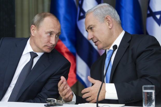 Putin-Netanyahu-e1340650422683