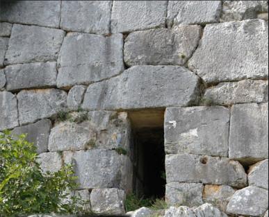 Norba-Italy Cyclopean-Ruins7