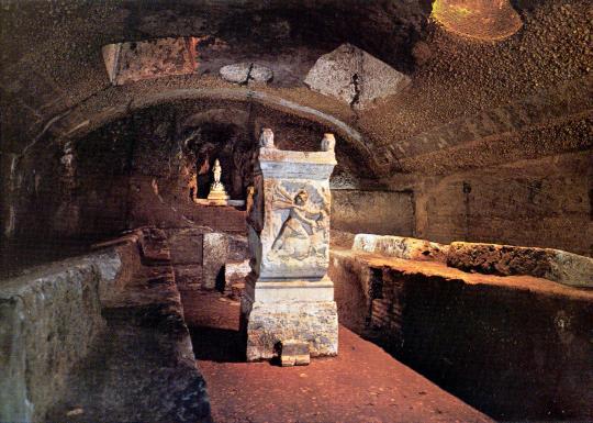 mithraic mysterys