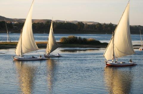 aswanboats