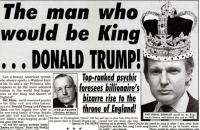 trump psychic