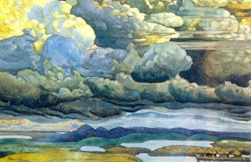 nicholas-roerich-heavenly-battle-version-of-the-1909-picture-1912-tempera-on-cardboard-russian-museum-st-petersburg