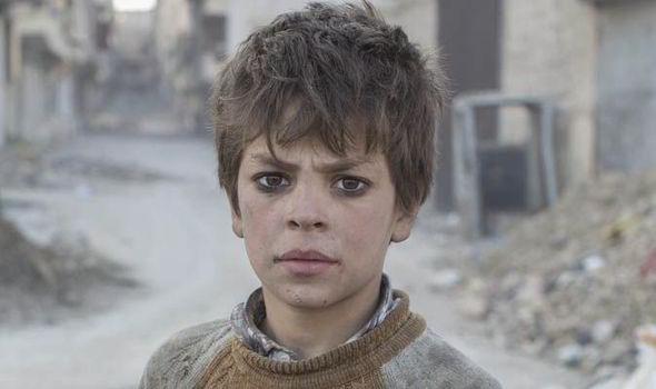 child-syria