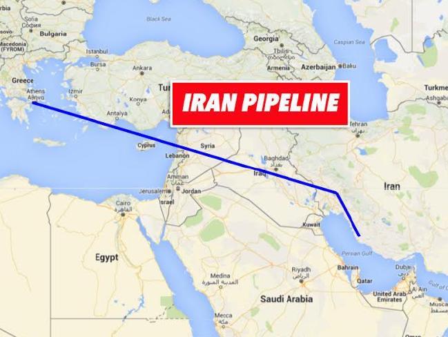 iran-pipe