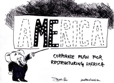 corp-restructuring-america